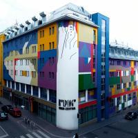 Hotel Kolping Wien Zentral, hotel in 06. Mariahilf, Vienna
