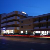 Hotel Europolis, хотел в Тулча