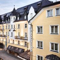 Hotel Grauer Bär, viešbutis Insbruke