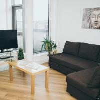 Serviced Apartment In Liverpool City Centre - Superb Views - Free Parking - 35 Kent St by Happy Days - Apt 14