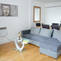 Serviced Apartment In Liverpool City Centre - Free Parking - Balcony - by Happy Days