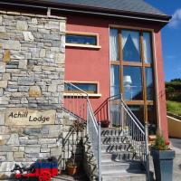 Achill Lodge Guest House, hotel in Bunacurry