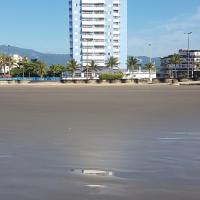 Apartamento pé na areia