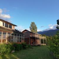 Casa de Campo para disfrutar de la vista al mar y las montañas