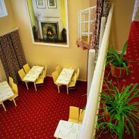 Paradis Inn Hotel & Spa, отель в Чебоксарах