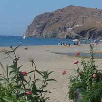Detached house 100m from the Square and the Sea, hotel in Eresos