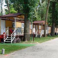 Camping Fuentes Blancas, hotel cerca de Aeropuerto de Burgos - RGS, Burgos