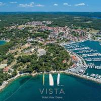 Hotel Vista, hotel u Vrsaru