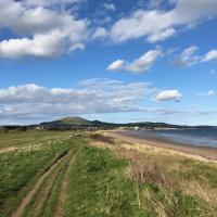 Fife Coastal Path Flat