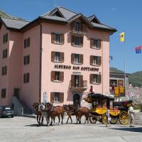 Albergo San Gottardo, hotel in Airolo