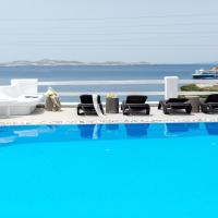 Flaskos Suites and more, hotel in Agios Stefanos