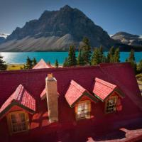 Num-Ti-Jah Lodge, hotel em Lake Louise