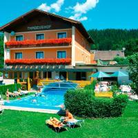 Hotel Restaurant Thadeushof, Hotel in Techelsberg am Worthersee
