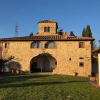 Casa di Romano, Al Tramonto, hotel a Marcialla