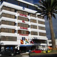 Hotel El Cisne, hotel em Riobamba