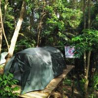Orang Hutan Camping, Hotel in Perhentian-Inseln