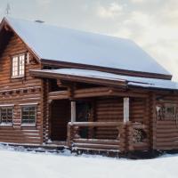 Барские Хоромы, отель в Беломорске