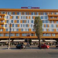 Hotel Zimbru, hotel in Iaşi