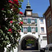 Hotel Lindenwirt, hotel in Rüdesheim am Rhein