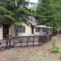 Crandell Mountain Lodge, hotel em Waterton Park