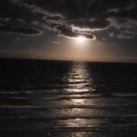 Daytona Beach Getaway, with Direct Ocean View., hotel in Daytona Beach Shores