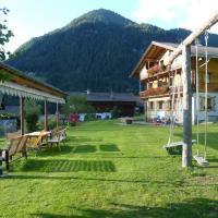 Residence Bannwald, отель в городе Валле-ди-Казиес