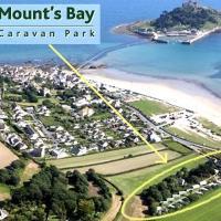 Mounts Bay Caravan Park, hotel in Marazion
