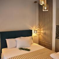 Delfinaki Lionas Boutique Apartments, hotell i Lionas
