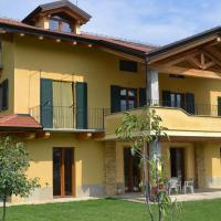 Appartamento L'albero e le stelle, hotel a Borgo San Dalmazzo