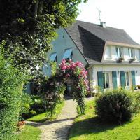 Chambres d'hôtes Les Vallées, hotel in Saint-Quentin-sur-le-Homme