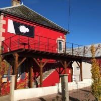 Le clos des terres de bousson, hotel in Saint-Didier-sur-Arroux