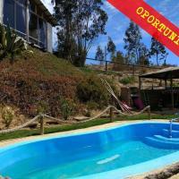 Tranquila Parcela con Piscina Privada, hotel in Cartagena
