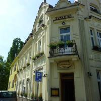 Hotel & Restaurant Na Fryštátské, отель в городе Карвина