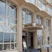 Hotel Beach Palace, hotel in Blankenberge