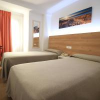 Hostal Pensimar, hotel in El Alted