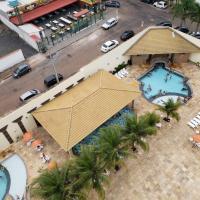 Hotel DiRoma Exclusive, hotel in Caldas Novas