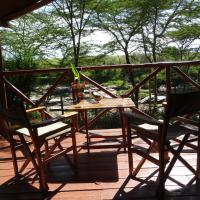 Crocodile Camp-Masai Mara, отель в городе Talek