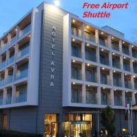 Avra Hotel, מלון ברפינה