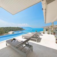 Samui Bayside Luxury Villas, hotel i Choeng Mon Beach
