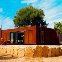 Menta House preciosa casa nueva con gran jardin y cocina exterior, hotel in Alcover