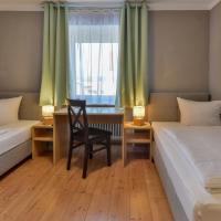 Hotel Gasthof Krone, отель в городе Цусмарсхаузен