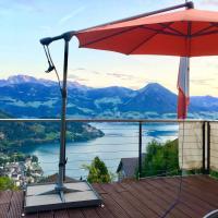 Mittlerschwanden 13, hotel in Vitznau