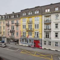 Bahnhof Apartments, Hotel in Solothurn