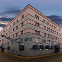 HOTEL RITZ, hotel em Matamoros
