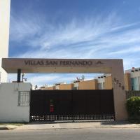 CASA EN EL FRACCIONAMIENTO SAN FERNANDO 1