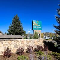 Quality Inn near Rocky Mountain National Park, hotel in Estes Park