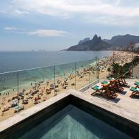Hotel Arpoador, hotel in Ipanema, Rio de Janeiro