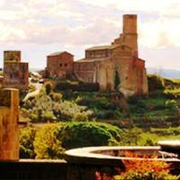 """Casa """"Oasi"""" Centro Storico, отель в городе Тускания"""