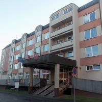 Hotel Bílý Lev, hotel a Rokycany