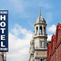 Century Hotel Antwerpen Centrum, hotell i Antwerpen